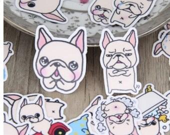 Dog Scrapbooking Stickers, planner stickers, planner decoration