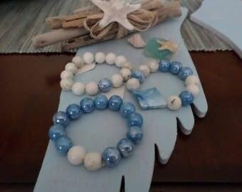 Three Beautiful Beaded Bracelets