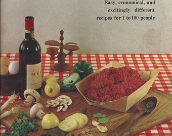 365 Ways To Cook Hamburger by Doyne Nickerson (Hardcover)