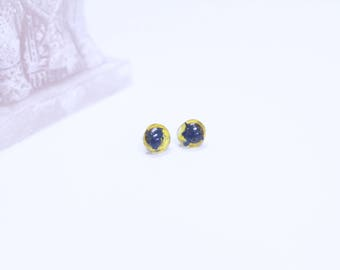 Fused Glass | Handmade | Sterling Silver Earrings