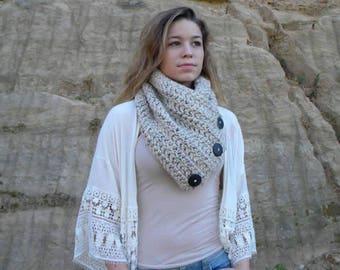 Winter Scarf Crochet Pattern/ Infinity Scarf Crochet/ Winter Scarf/ Cowl Scarf/ Winter Scarf Crochet/ Cowl Pattern/ Cowl Crochet Pattern