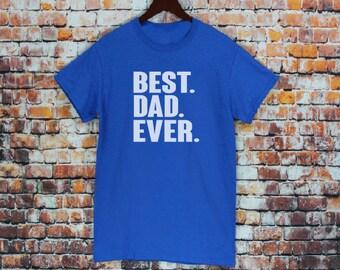 Favorite Best Dad Ever T-shirt- Dad tee, Fathers Day Gift, gift for dad, cool tee, Dad Shirt, gift for husband, Men's shirt.