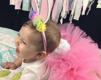 CHOOSE COLOR- Pink Tutu; Baby Tutu; Easter Tutu; Bunny Tutu; Kids Tutu; Girls Tutu; Cake Smash Tutu; Toddler Tutu; Infant Tutu; Newborn Tutu