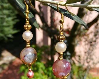 Rosarot Earrings MoD. 4