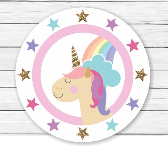 unicorn cake topper unicorn rainbow birthday cupcake toppers printable unicorn 8165