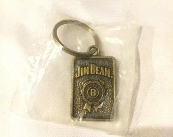 Vintage Jim Beam Keychain