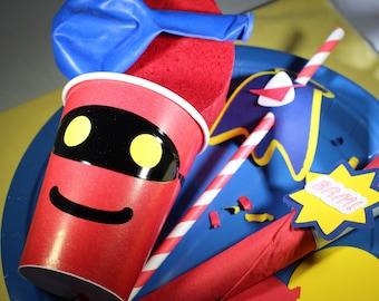 Superhero Party Box