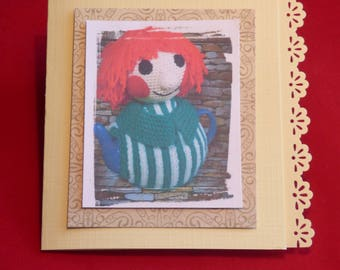 Bosco Card / Handmade Card / Bosco