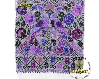 I rebozo craft b ordado hand - shawl - coat