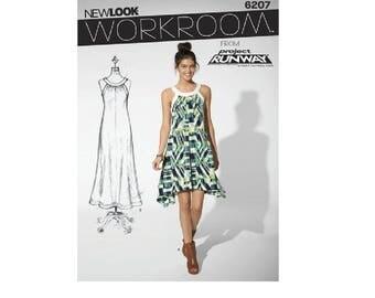 New Look 6207 - Misses' Dress