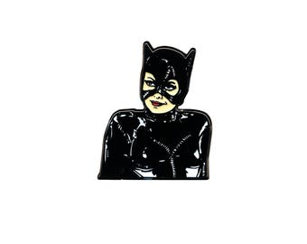 Batman Returns Catwoman Pin