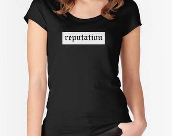 taylor swift reputation T-shirt - taylor swift gift, taylor swift design shirts - tee-shirt - t shirts, taylor swift shirt, taylor clothes