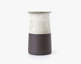 Modern Ceramic Memphis Vase : Large