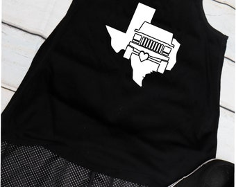 zj Jeep Shirt (Comes In Different States)