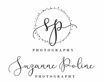 Business Logo, Photography logo, Calligraphy Logo, Initials Logo, Kit Design, Watermark logo, Event logo, Logo design, Wedding logo, Paper