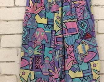 90s Rave Club Kid Board Shorts