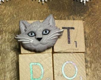 Cat To  Do Magnet, Honey Do LIst Magnet, Refrigerator Magnet