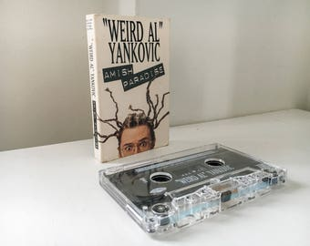 Weird Al Yankovic - Amish Paradise / Everything You Know is Wrong - 1996 Cassette Single