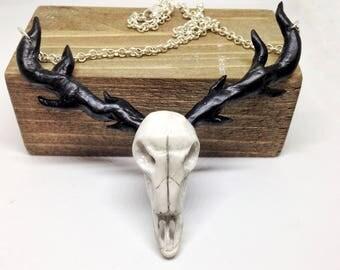 Deer's Skull Necklace