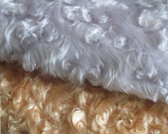 Curly Faux Fur Etsy