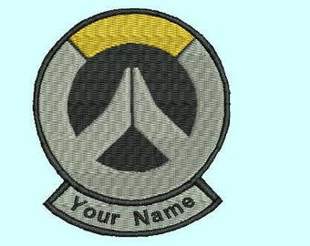 Overwatch Custom Patch