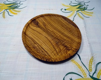 Olivewood Serving Tray
