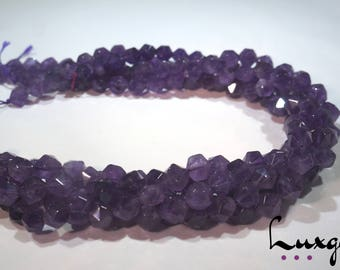 Amethyst Faceted round beads 6mm/8mm/10mm/12mm natural gemstone manufacture offers