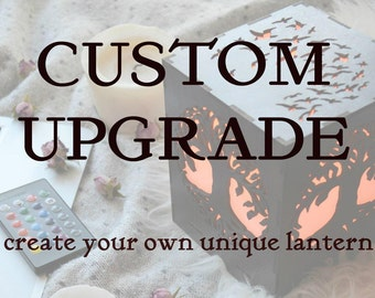 Customization upgrade for your LED lamp