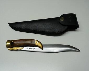 POCKET KNIFE LEOPARD