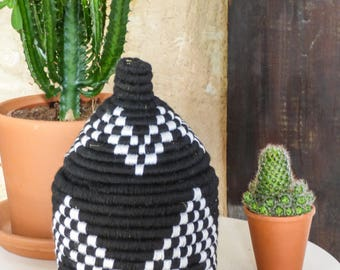 Berber wool is hand - size M