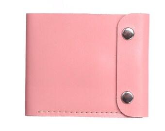 Leather wallet/Women wallet/Moneyholder/Classic wallet/Coinholder/Handmade wallets/Women's gift/Women's accessories/Accessories