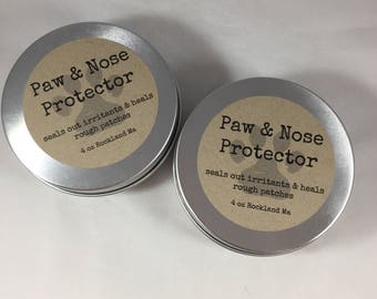 Paw & Nose Protector