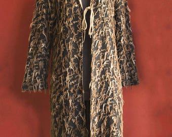 Vintage Italian overcoat