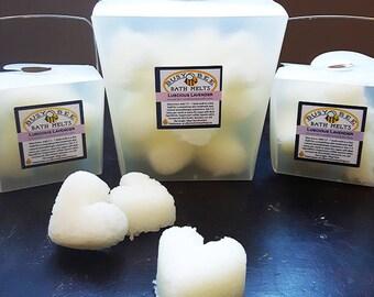 Lavender Bath Melts (Bath Truffles)