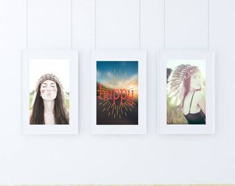 Happy (Instant art download)