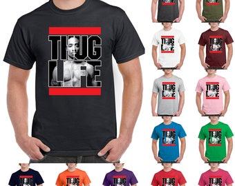 Tupac 2pac Thug Life Rap Hip-Hop Artist Tupac Shakur