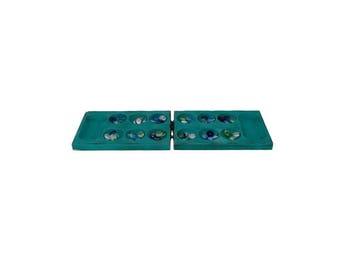 Mancala Board, Custom Mancala Board, Board Game, Custom Board Game, Family Game, Family Game Night, Mancala Game