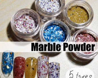 Marble Powder Arabian Style