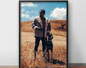 Travis Scott Poster, Travis Scott, Hip Hop Poster, Travis Scott Print, Travis Scott Merch, Hip Hop, Travis Scott, Dorm Decor, Dorm Poster