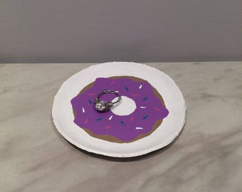 Donut Trinket Dish