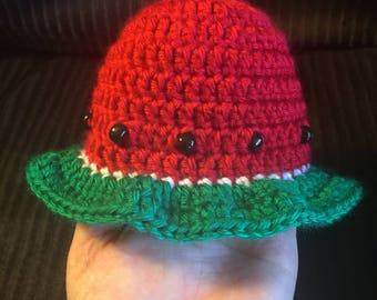 Watermelon Sun Hat