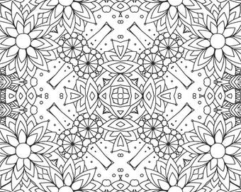 Colouring Book Pages