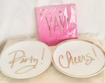 The Party Plate Set