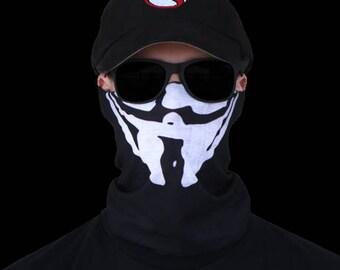 Guy Fawkes Tube Bandana