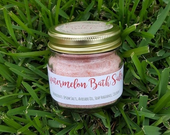 Watermelon Bath Salts