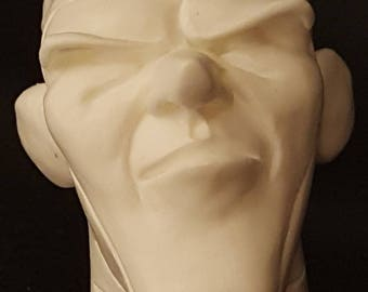 Unpainted Dirk Head (Dragon's Lair)