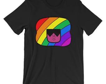 Rainbow Garnet Steven Universe T-Shirt