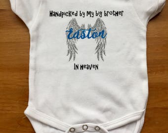 Rainbow Baby: Handpicked by my Brother/Sister in Heaven