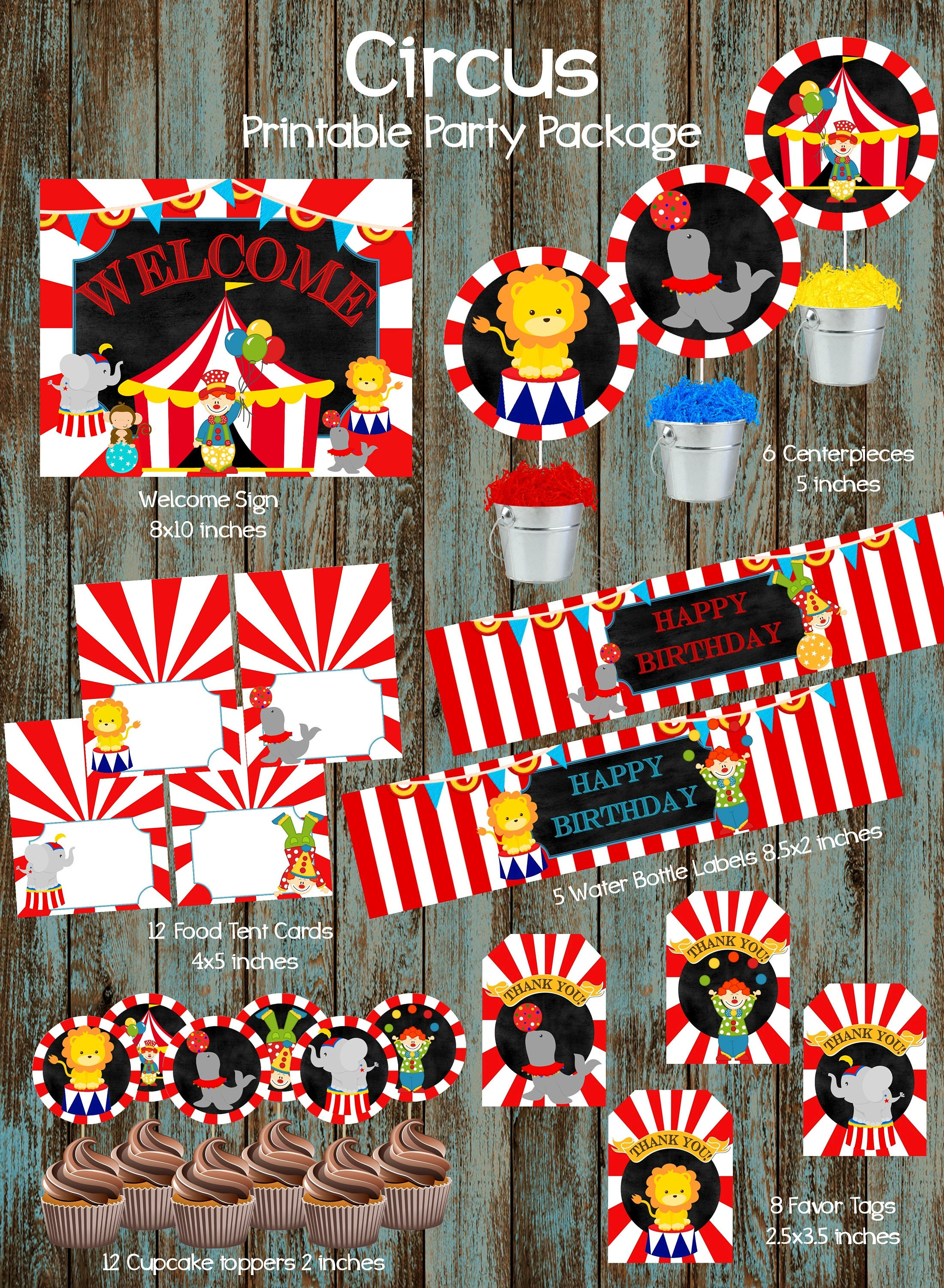 hats decor centerpieces birthday supplies party via cheap circus decorations ideas home carnival table