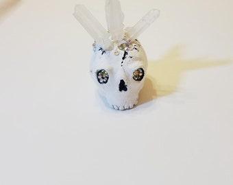 Crystal Fairy Sugar Skull